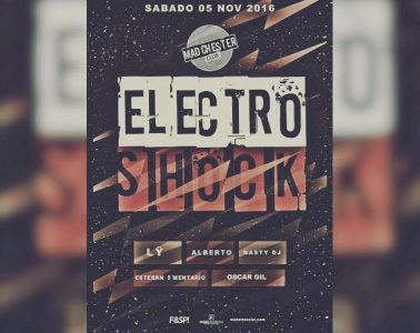 electro shock almeria 5 noviembre