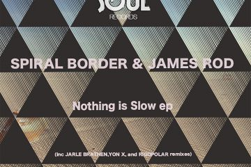 SPIRAL BORDER & JAMES ROD - Nothing is Slow ep