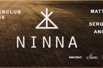 Ninna @ Madchester, Almería 11.10.16